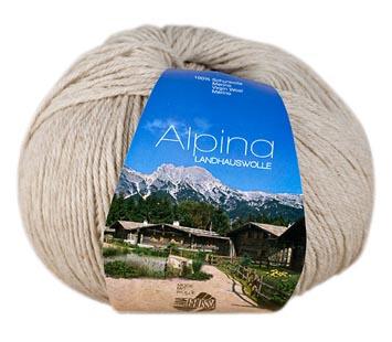 Alpina Landhauswolle