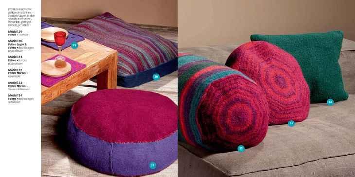 kissen stricken und filzen my blog. Black Bedroom Furniture Sets. Home Design Ideas