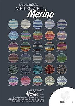 Meilenweit 100 Merino - merino