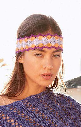 Hippie-Stirnband