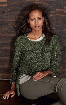 schlicht-moderne Pullover