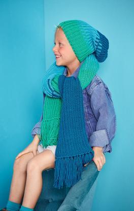 Schal & Mütze