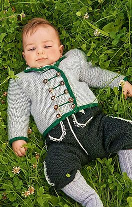 niedlicher Baby-Janker