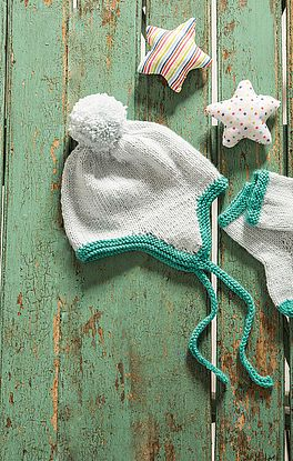 Baby-Ohrenmütze