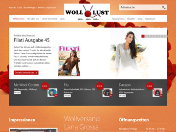 Woll-Lust.. und und und