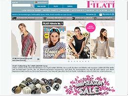 www.filati.cc www.filati.at www.lanagrossa-store.de www.filati-outlet.com